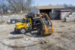 Electro-hydraulic pre-set controls help operators quickly adjust machine speed and control to fit the application, from loading trucks to operating attachments.