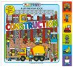 Playtown: Construction: A Lift-the-Flap Board Book