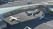 While the existing runways will be retained, they will be expanded to ensure that the airplane traffic is more efficient.