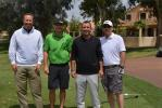 Coffman Specialties's foursome (L-R) are Gregg Brown, Jason Brunker, Justin Brunker and Ken Brunker.