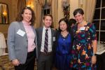 Photo by Jenna Bascom.  Jennifer Wuotinen, Justin Schultz, Jeannie Kwon, Laurie Lombardi, MTA Capital Construction