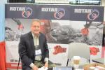 Mike Kohler represented Rotar North America during CONDEX. Rotar is a division of Allied Construction Products.