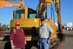 Michiganders Dave Grenfell (L) and Ron Weide were on