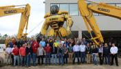 KOBELCO USA recently held its 2016 Sales Seminar to provide North American dealers with firsthand product training.