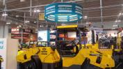 Atlas Copco had another impressive display at this year's World of Asphalt.