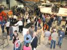 Located just inside the main entrance to the exhibit hall, the Wirtgen Group display was prominently positioned and ready to accommodate large crowds at World of Asphalt.