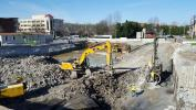 A $40 million mixed-use project in Nashville, Tenn., is taking shape on a 1.03-acre site at the northeast corner of 21st Avenue South and Wedgewood Avenue.