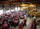 On Thursday, June 23, Screen Machine invited dealers, suppliers, local, state and federal officials, families of employees and other special guests to its 125,000-square foot facility in Etna, Ohio.