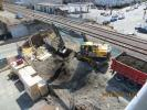MTBA photo. The Massachusetts Bay Transportation Authority is currently preparing a new bidding process to complete the $1.992 billion Green Line Extension (GLX) project in the greater Boston area.