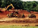 Roughly about a half-million yards of grading has been done by Eutaw.