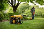 The initial models of portable generators in the Cat RP Series range in size and power from 3.6 kW to 7.5 kW in North America and 2.5 kW to 4.4 kW in Europe.