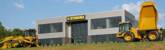 The new Hydrema U.S. Inc. headquarters is located at 4515 Hemmingway Trail in Cumming, Ga.