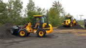 The JCB 407 wheel loader is featured in a 1,000-hour-a-year snow removal lease program by JCB for which customers only pay $50 a month from April through October.