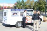 A 1950s Good Humor truck tempted guests with ice cream during the Alban CAT-A-Thon.