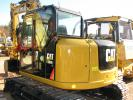 A late-model Cat 308E2 CR with only 1,200 hours.
