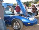 This 1975 Corvette Stingray garnered a lot of attention from the crowd.
