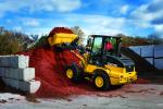 The new John Deere 244K-II compact wheel loader has increased power to meet the demands of customers wanting an extra boost in their operation.