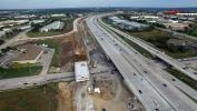 "KDOT photo. ""This is the biggest project we've ever done, twice as big as the last one, and it gives our folks an opportunity to work on something big,"" said Paul Gripka, KDOT project director"