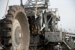 Robert Johnson — Business Insider. Spectacularly immense, this bucketwheel is the largest crawling machine in existence.
