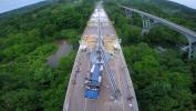 PER Inc. photo The Virginia Department of Transportation (VDOT) is overseeing the rehabilitation of two bridges along Interstate 64 in the Lexington, Va., area.