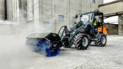 Tobroco-Giant US V6004T wheel loader.