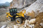 LiuGong 835H 4-wheel loader.