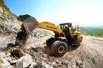 LiuGong 890H 4-wheel loader.