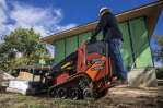 Ditch Witch SK1050 mini skid steer.