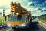 Demag 5-Axle AC 220 crane