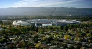Apple Park, previously known as Apple Campus 2, will be located in Cupertino, California. Employees will begin to move into to Apple's new headquarters as early as April 2017.