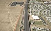 With the launch of the new video, the project webpage at SouthMountainFreeway.com has other new content, including aesthetic renderings and construction photos.