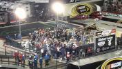 Bristol Motor Speedway Victory Lane