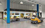 Komatsu Southwest (KSW) is expected to break ground in May [2017] on a complete remodel of  its new 55,000 sq.-ft. headquarters in Albuquerque, N.M.