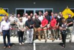 Diamond Equipment had a nice turnout for the official ribbon-cutting of its new branch facility in Bowling Green, Ky.