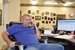 Rob Lynch, founder of Rob's Hydraulics.