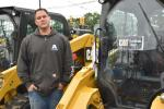 Jonathon Ditringo, manager of Auburn Industries, drove over from Staten Island, N.Y., to attend the sale.