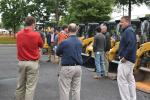 The Foley CAT One Day Sale event provided a great opportunity for customers to add to their fleets.