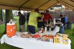 Foley CAT provided lunch for its customers during the One Day Sale event.