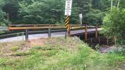 Old Forge Bridge's weight limits have been lowered each of the last five years due to its deteriorating condition, risking access to residents, as well as fire departments, ambulances, police and school busses.