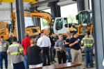 The open house drew hundreds of Nueces Power Equipment customers over the course of the event. (Brandi Muniz photo)