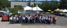 The 2017 Municipal Safety Day brought in 85 participants from 34 Michigan municipal communities and organizations.