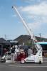 Bailey Cranes demonstrates its mini crane, the Brandon 6.