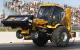 A JCB GT dragster backhoe will be on site and running at the event.