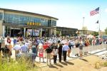 Approximately 1,500 Fabick Cat employees, customers, Caterpillar representatives and community leaders joined a centennial celebration at Fabick Cat headquarters in St. Louis on July 28.