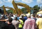 Joey Martin Auctioneers held a successful online and onsite auction for T&A Sewer and Water on Aug. 23 in Bogart, Ga.