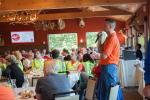 Chris Oppegaard, TEMP-AIR, Inc., chair of the Sporting Clays Fundraiser planning committee, talks about the event.