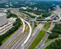 Crews in Georgia are beginning to see light at the end of the tunnel as they work to complete the $834 million Northwest Corridor Express Lanes (NWC) project.