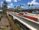 The modernization project is expected to be ongoing through 2021. (Hawaii Department of Transportation photo)