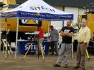 Sitech was on hand and well equipped to answer any and all technology related questions.