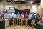 Foley Cat of Piscataway, N.J., once again was prominently and well represented at the annual UTCA show.
